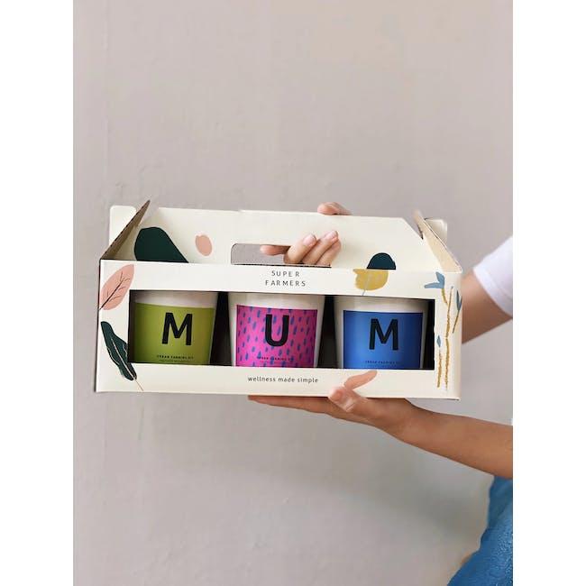Super Farmers Message Microgreens: MUM - 5