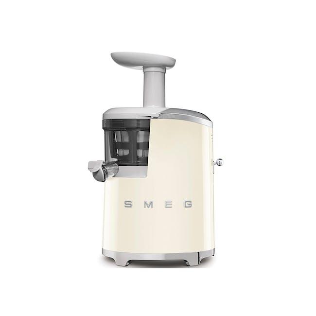 Smeg Slow Juicer - Cream - 0