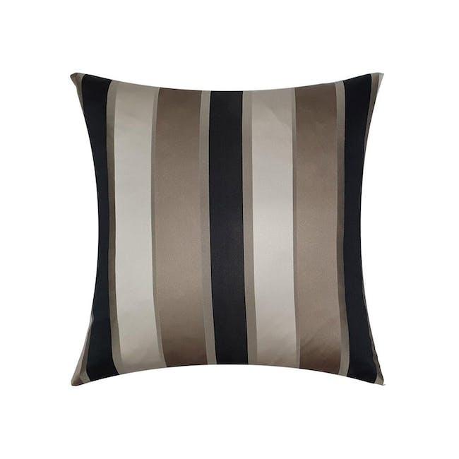 Eden Cushion Cover - Black - 0