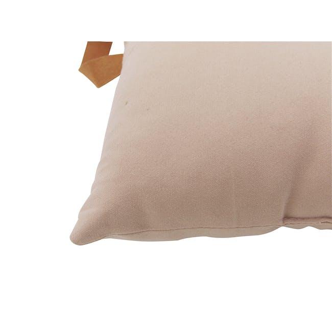 Esme Floor Seat Cushion 40cm - Pink - 4
