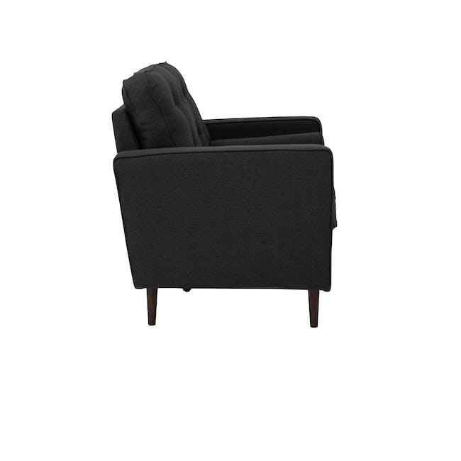 Royce 2 Seater Sofa -  Seal (Fabric) - 2