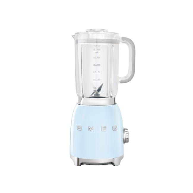 Smeg 800W Blender - Pastel Blue - 0