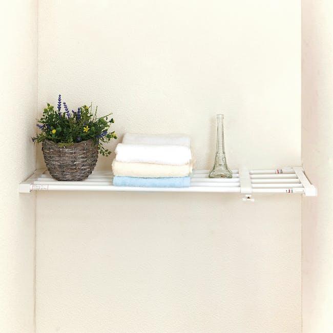 HEIAN Full Extension Shelf - White - 1