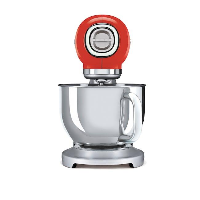Smeg Stand Mixer - Red - 2