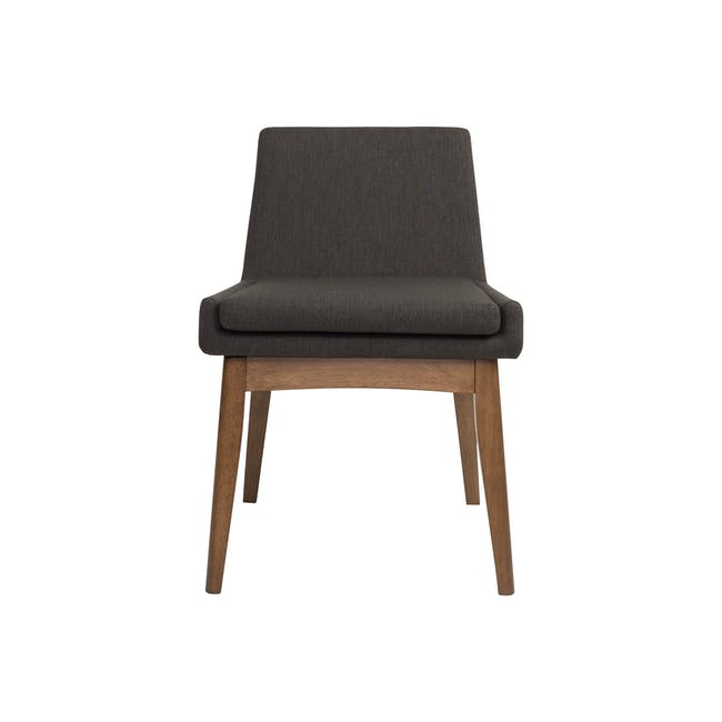 (As-is) Fabian Dining Chair - Cocoa, Mud - 8