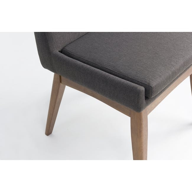 (As-is) Fabian Dining Chair - Cocoa, Mud - 11