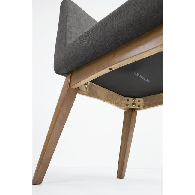(As-is) Fabian Dining Chair - Cocoa, Mud - 13