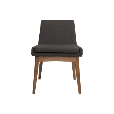 Fabian Dining Chair - Cocoa, Mud - Image 2