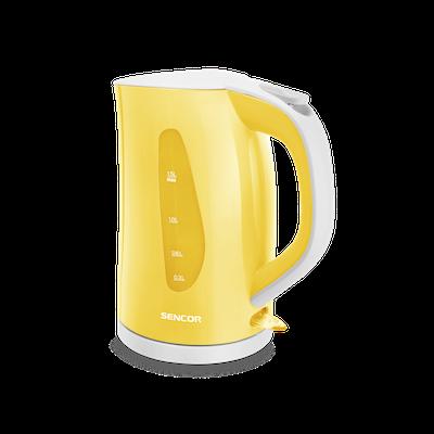 SENCOR Fast Boil Kettle - Yellow - Image 1