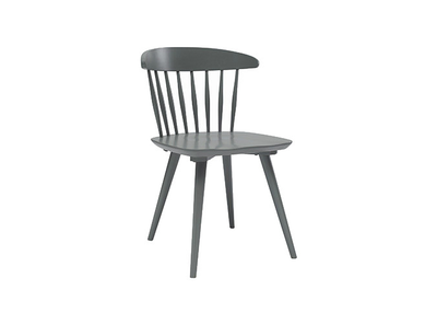 Iria Dining Chair - Grey