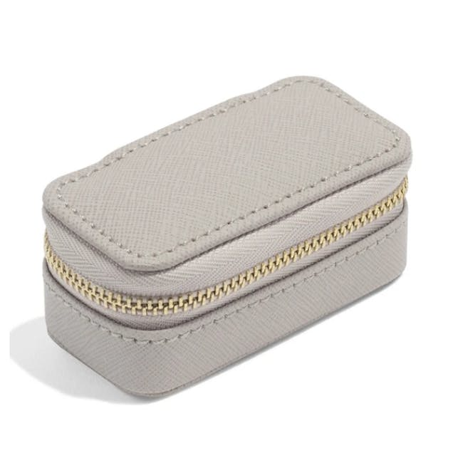 Stackers Petite Travel Jewellery Box - Taupe - 2
