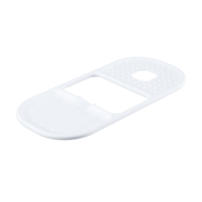 Sling Two-way Sink Caddy - White - 8