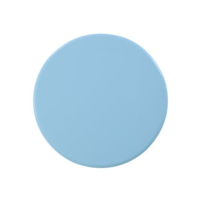 Olina Bar Stool - Light Blue - 2