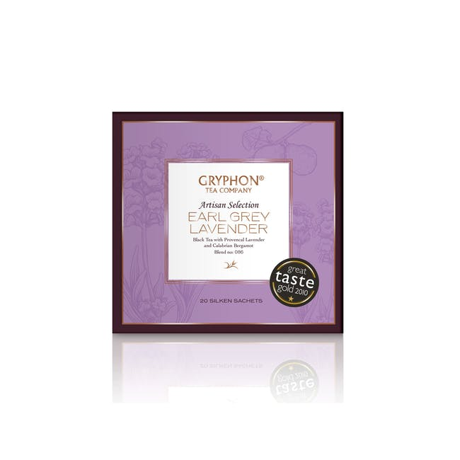 Gryphon Earl Grey Lavender Tea - 0