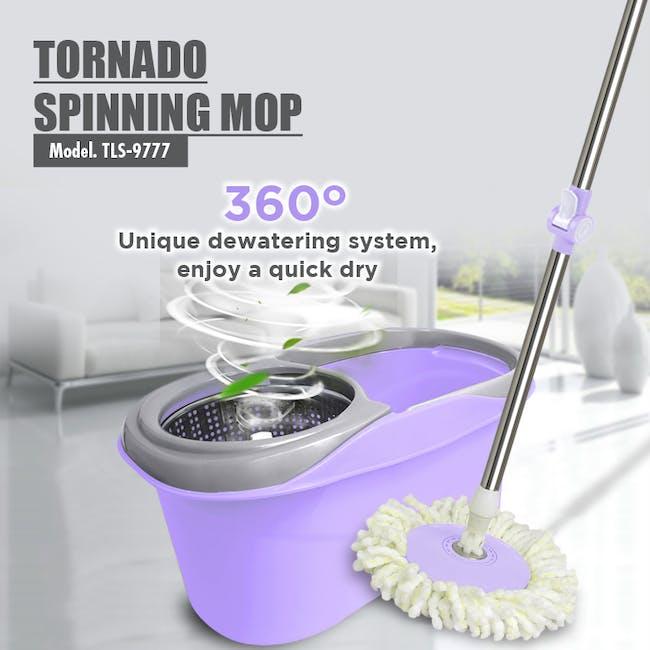 Tornado Mop - Blue - 1