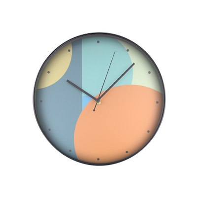 Chromatic Wall Clock - Image 1