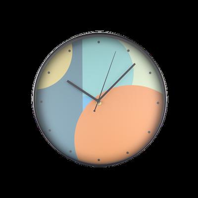 Chromatic Wall Clock - Image 1