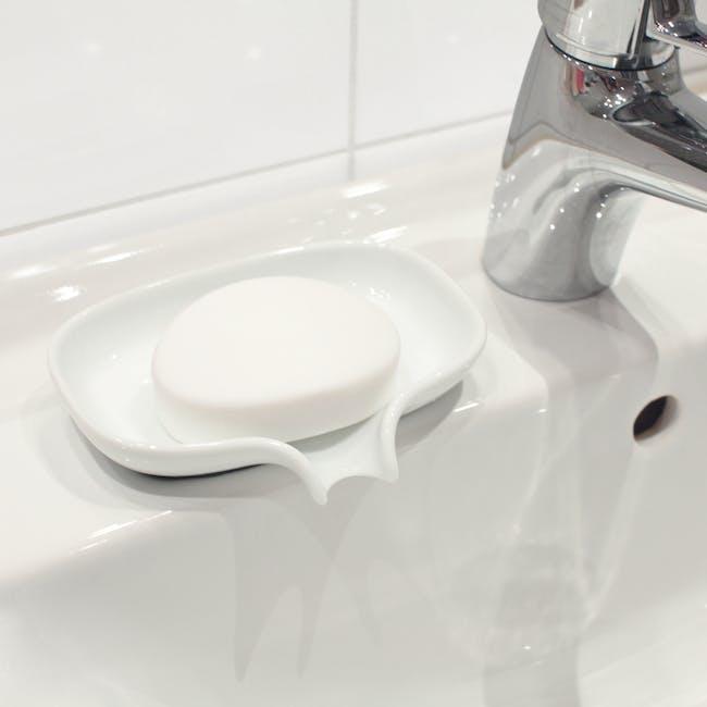 Bosign Soap Saver Flow Porcelain - White - 2
