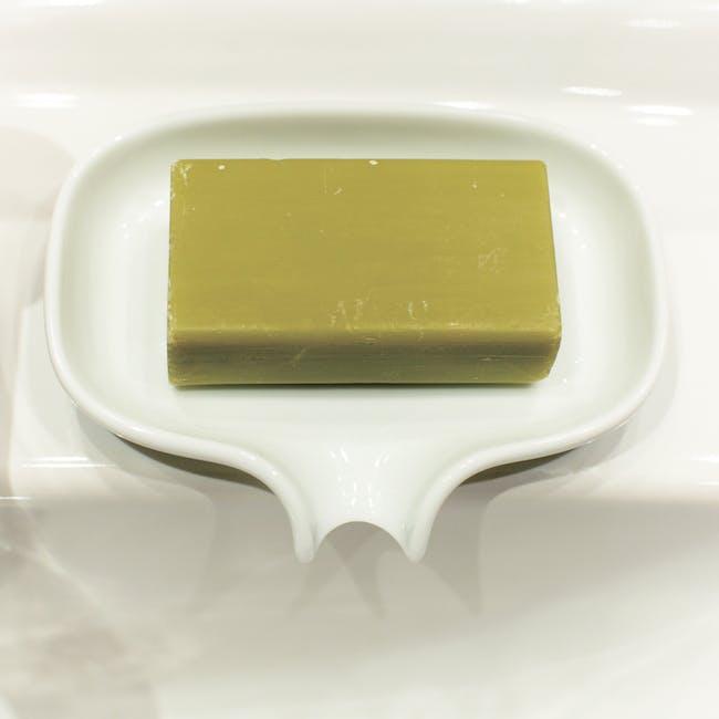 Bosign Soap Saver Flow Porcelain - White - 3