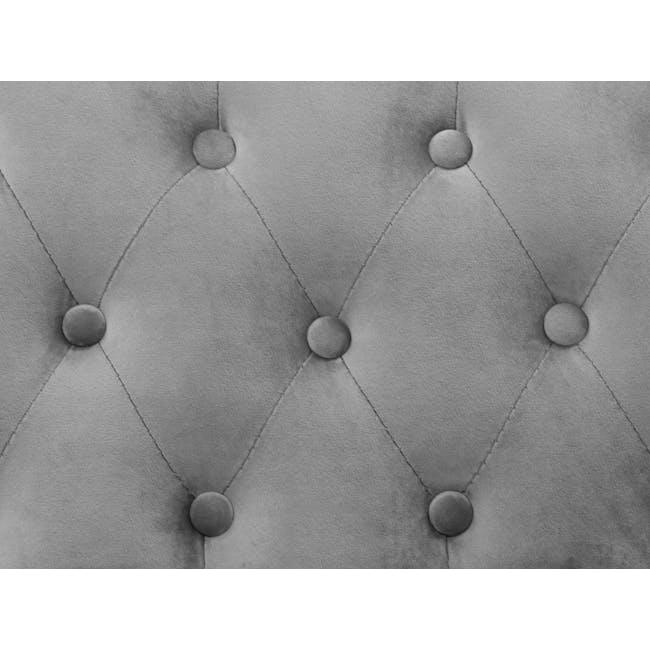 Cadencia Armchair - Anchor Grey (Velvet) - 9
