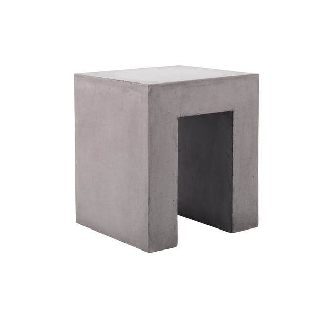 Ryland Concrete Stool - 0