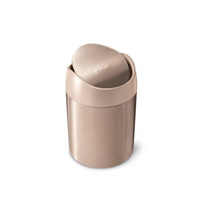 simplehuman Countertop Bins - Rose Gold - 0