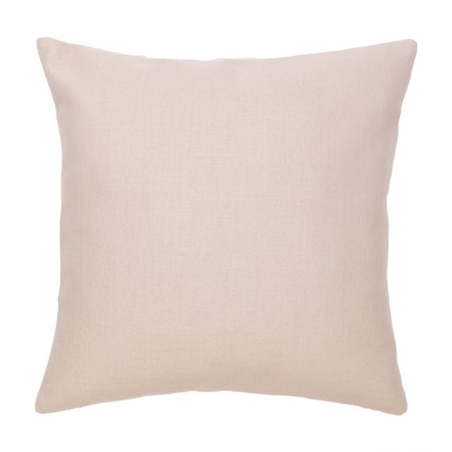 Throw Cushion Cover - Peach - 2