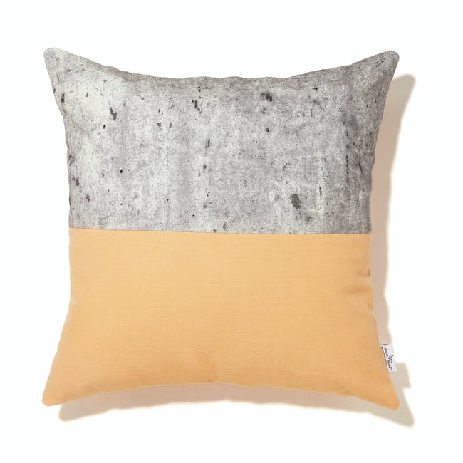 Citori Cushion - Peach - 3