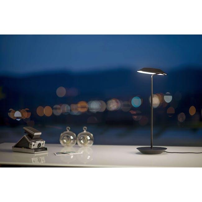 Koncept Royyo Desk Lamp -Soft Warm Black - 1