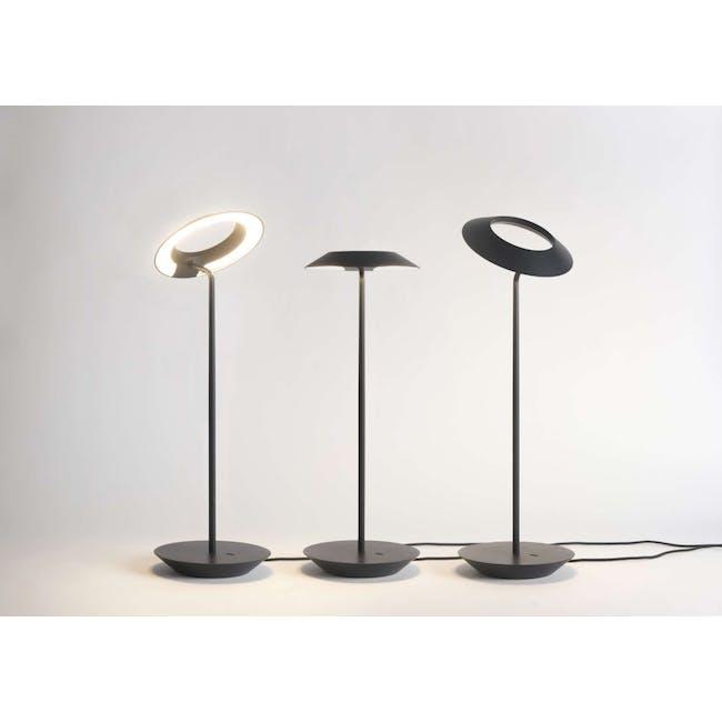 Koncept Royyo Desk Lamp -Soft Warm Black - 2