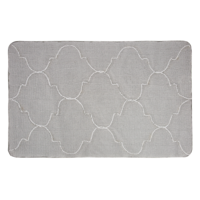 Lattice Mat - Black - Image 2