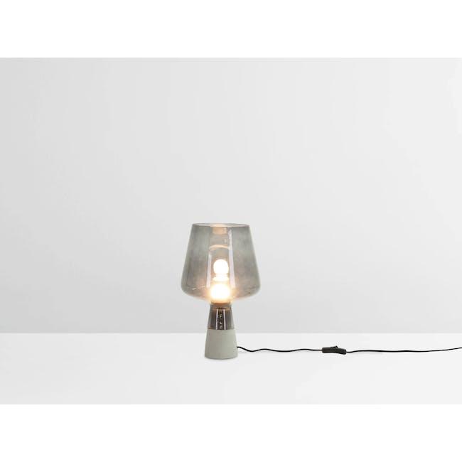 Hayden Table Lamp - Smoke - 2