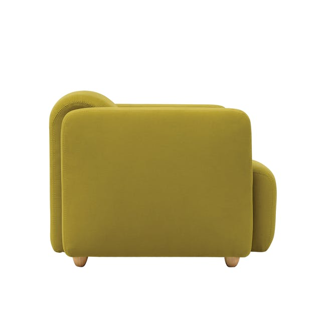 Polo Armchair  - Pickle - 2