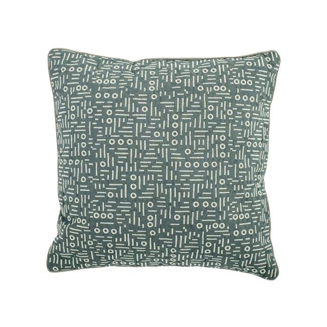 Rumi Square Cushion - 0