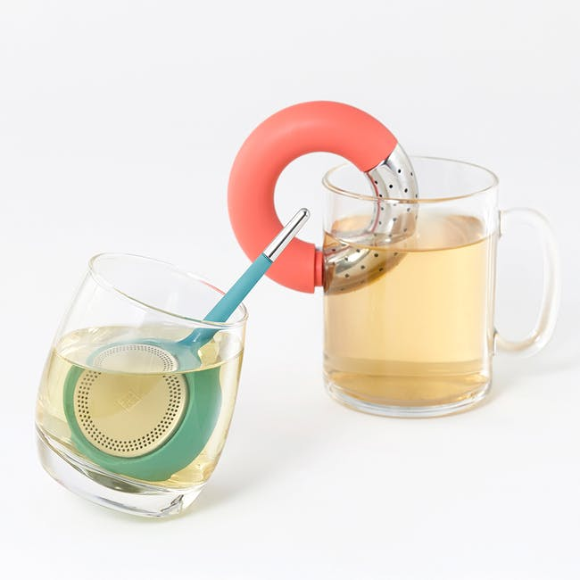 OMMO Koma Tea Infuser - Jade - 1