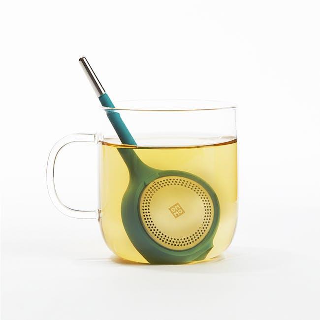 OMMO Koma Tea Infuser - Jade - 3