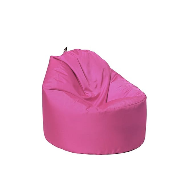 Oomph Mini Spill-Proof Bean Bag - Candy Pink - 0