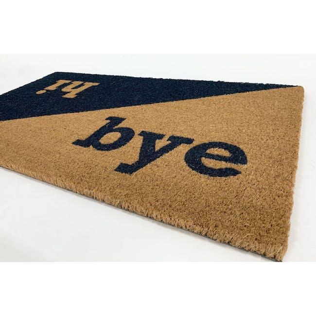 Hi-Bye Coir Door Mat - 2