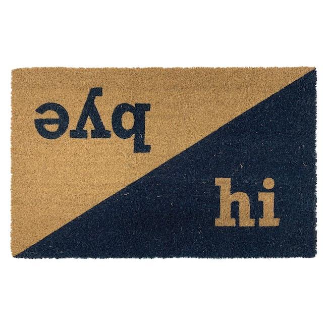 Hi-Bye Coir Door Mat - 0