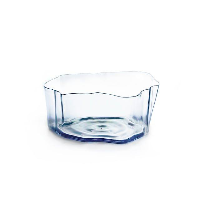 Crystal Flow Bowl - Clear - 0