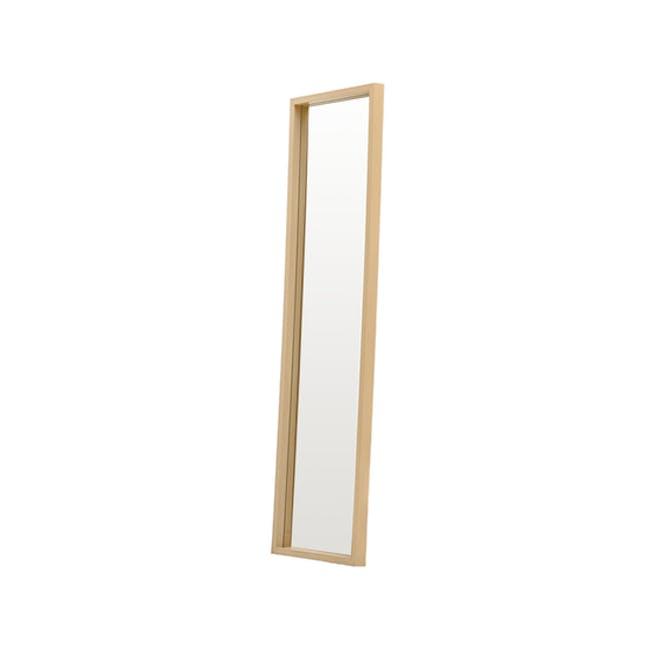 Nelson Full-Length Mirror 40 x 140 cm - Oak - 2