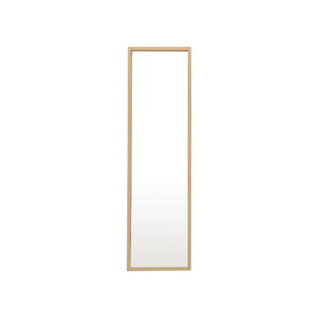 Nelson Full-Length Mirror 40 x 140 cm - Oak - 0