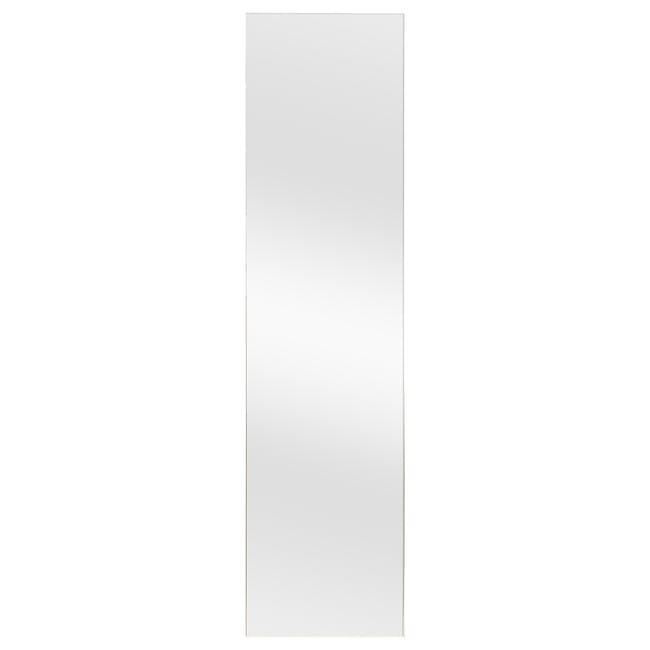 Zoey Standing Mirror 30 x 150 cm - White - 1