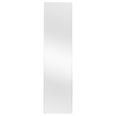 Zoey Standing Mirror 30 x 150 cm - White - Image 2