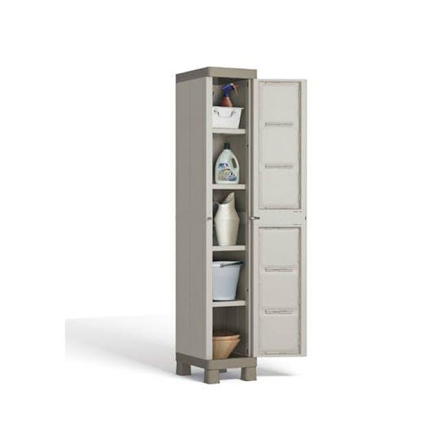 Excellence 1 Door Cabinet - 1