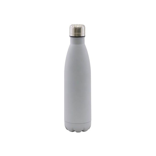 Dawson Thermo Flask - Grey - 0