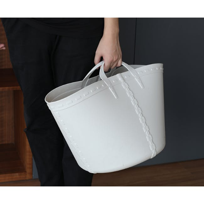 Stitch Laundry Basket - Small - 1
