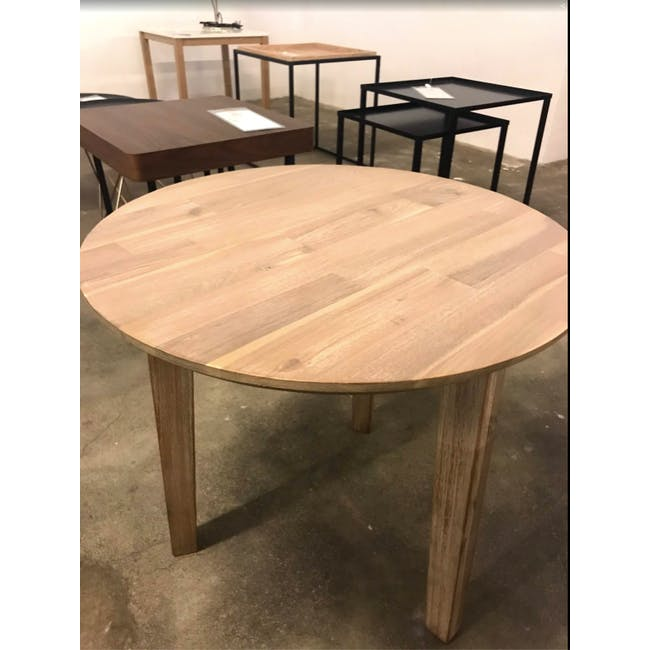 (As-is) Leland High Side Table - 5