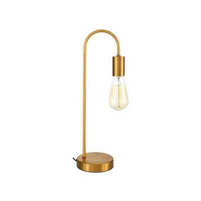 Oro Table Lamp - Brass - Image 1
