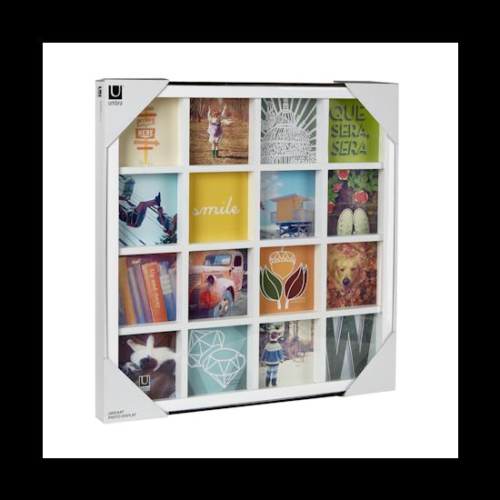 Gridart Multi Photo Display - White - Image 2